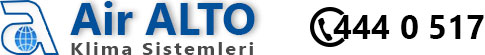 .:: Air Alto ::. Klima Satış ve Servisi